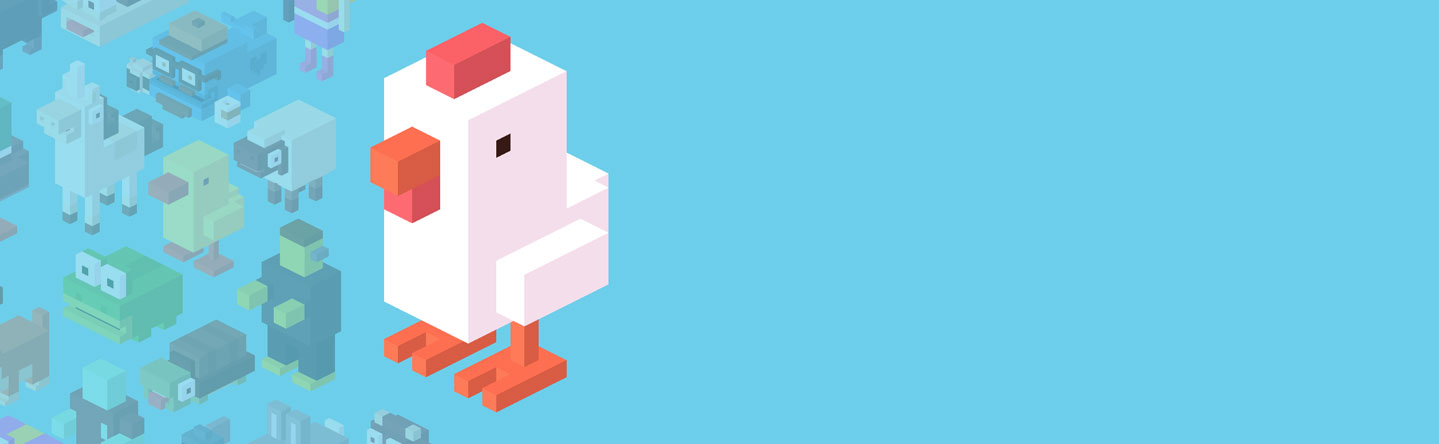 Build crossy road video game in unity3d