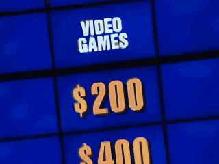 What Video Game Questions Stumped Jeopardy Contestants